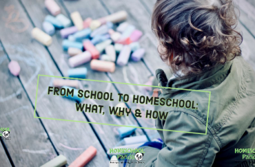 From School to Homeschool: What, Why & How