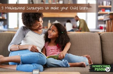 9 Motivational Strategies to make your Child Learn